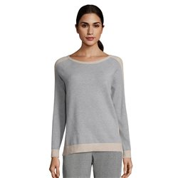 Betty Barclay Two Tone Jumper Grey
