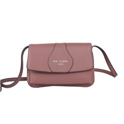 Red Cuckoo Small Cross Body Bag Plum