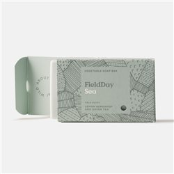 Field Day Sea Soap Bar Green