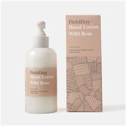 Field Day Wild Rose Hand Lotion Pink