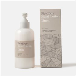 Field Day Linen Hand Lotion Taupe