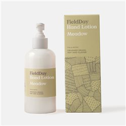 Field Day Meadow Hand Lotion Yellow
