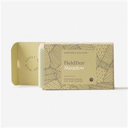 Field Day Meadow Soap Bar Yellow