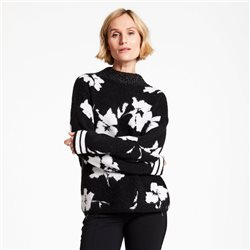 Gerry Weber Sparkle Knit Jumper Black