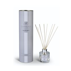 Marmalade Of London Sage & Elemi Reed Diffuser White