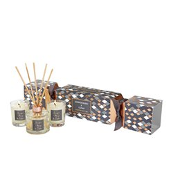 Stoneglow Juniper Berry & Cedar Cracker Gift Set Grey