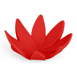 Umbra Lotus Jewellery Dish Red