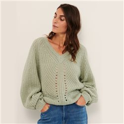 Part Two Knitted Pullover Mint