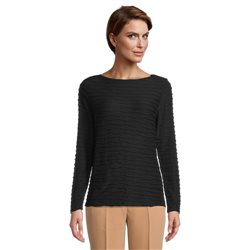 Betty Barclay Wave Top Black