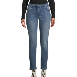 Betty Barclay Slim Fit 5 Pocket Jean Denim Blue