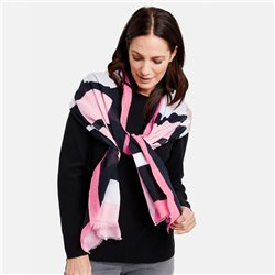 Gerry Weber Scarf With Lettering Pink