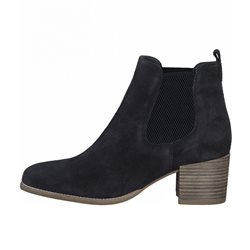Tamaris Zoe Chelsea Boot Navy