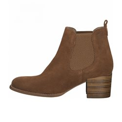 Tamaris Zoe Chelsea Boot Tan