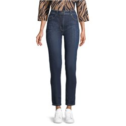 Betty Barclay 5 Pocket Jean Deep Blue Denim