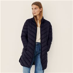 Part Two Olilasa Padded Coat Navy