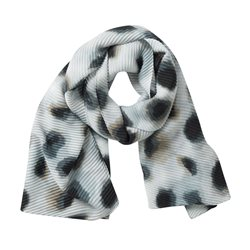 Betty & Co Crinkle Scarf Blue