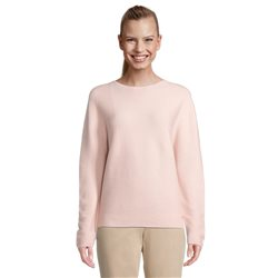 Betty & Co Ribbed Jumper Pink