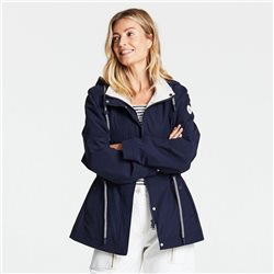Gerry Weber Coat With Hood Navy