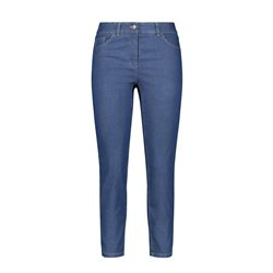 Gerry Weber Best4me 7/8 Crop Jeans Indigo