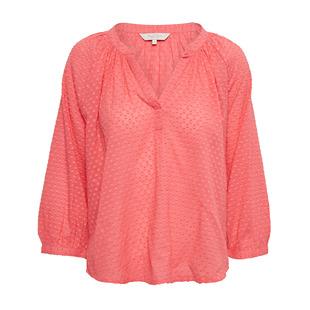 Erdonae Cotton Blouse Pink