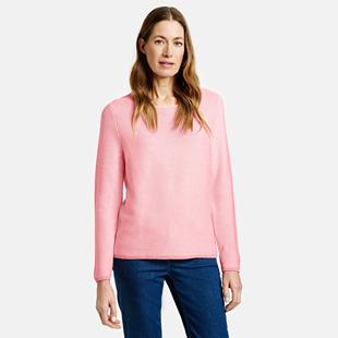 Organic Cotton Jumper Pink