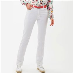 Brax Mary Slim Fit Jean Regular White