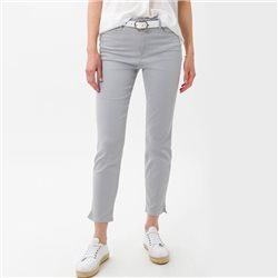 Brax Shakira 7/8 Skinny Jean Light Grey