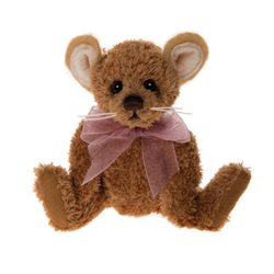 Charlie Bears Keyring Cheesecloth Plush Collection