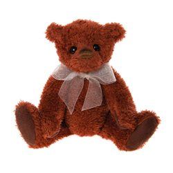 Charlie Bears Keyring Jersey Plush Collection
