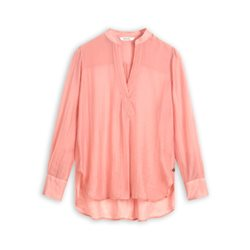 Sandwich Lightweight Blouse Rose