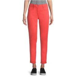 Betty Barclay 7/8 Cotton Jean Red