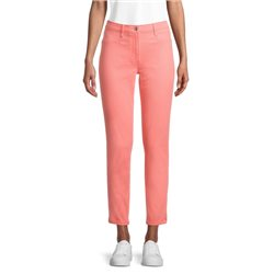 Betty Barclay 7/8 Cotton Jean Coral