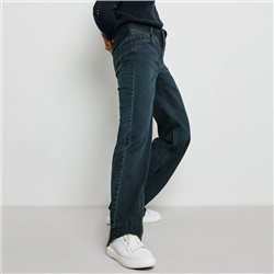 Wide Leg Light Denim Jean Denim Blue