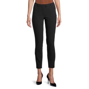 Smart Stretch Trousers Black