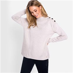 Rib-Mock-Neck-Sweater-With-Shoulder-Button-Detail-Stone
