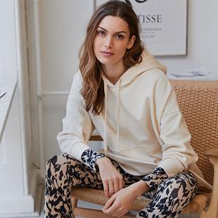 Lecia Sweatshirt Cream