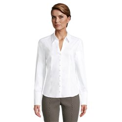 Betty Barclay Classic Tailored Blouse White