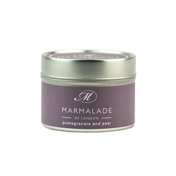 Marmalade Of London Pomegranate & Pear Small Tin Candle
