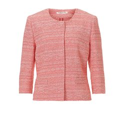 Betty Barclay Tailored Jacket Peach