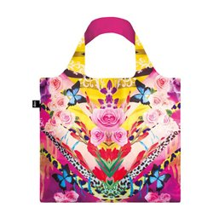 b499872478da Loqi Bag Shinpei Naito Flower Dream Pink
