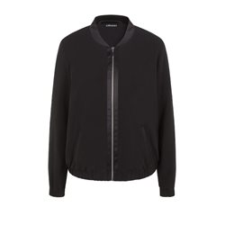 Olsen Soft Structured Jacket Black