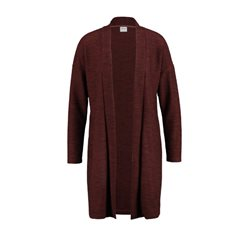 Taifun Mid Length Cardigan Bronze