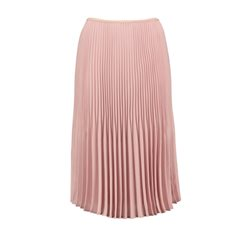 Taifun Pleated Skirt Pink