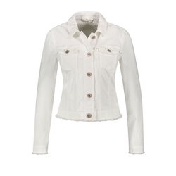 Taifun Denim Jacket White