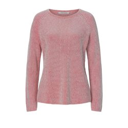 Betty Barclay Ribbed Knitted Jumper Coral