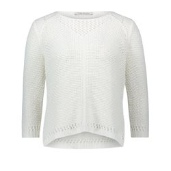 Betty Barclay Loose Knitted Jumper Cream