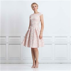 Eden Row Alameda Dress Pink