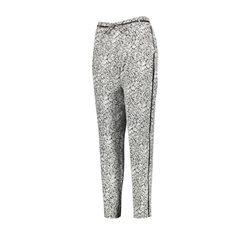 Taifun Lounge Printed Trousers White