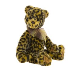 Charlie Bears Chutney Plush Collection Yellow