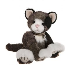 Charlie Bears Jennyfur The Kitten Plush Collection